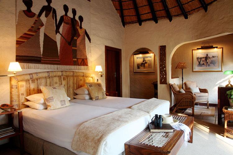 Mala Mala Bedroom