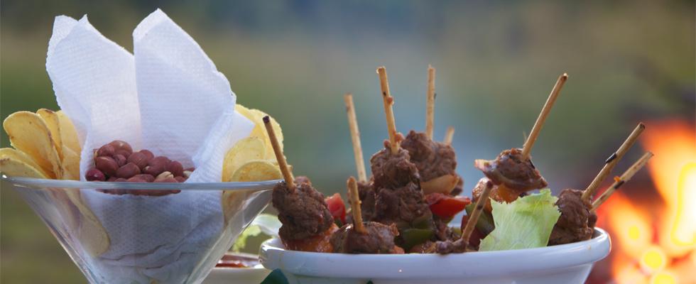 Cuisine Entim Mara Camp
